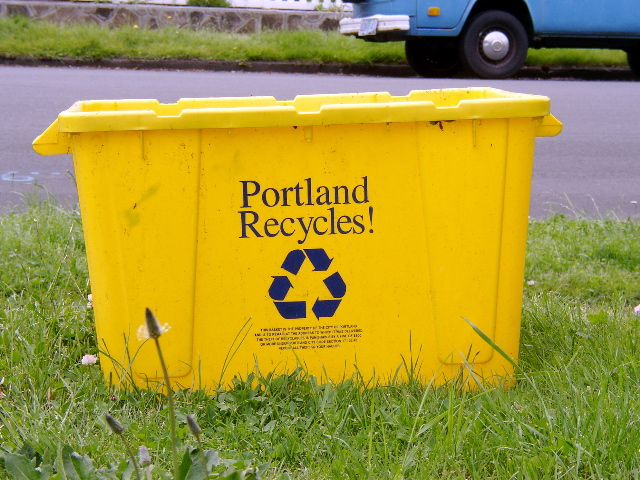 3. How to recycle and compost.