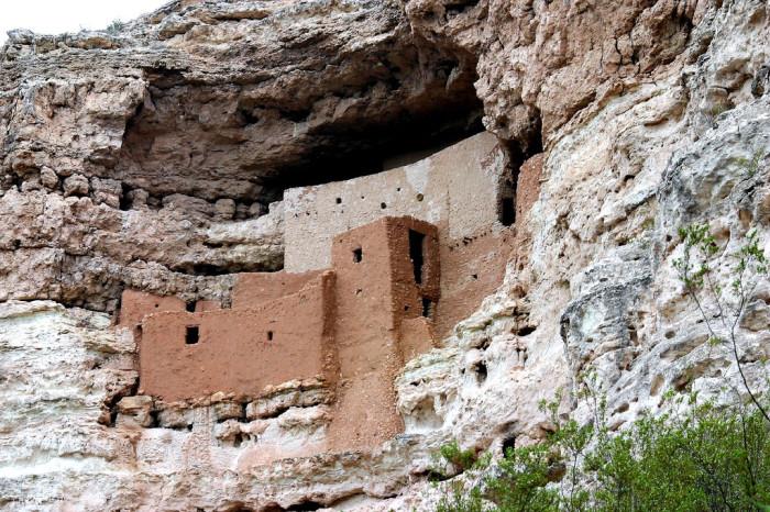 6. Montezuma Castle
