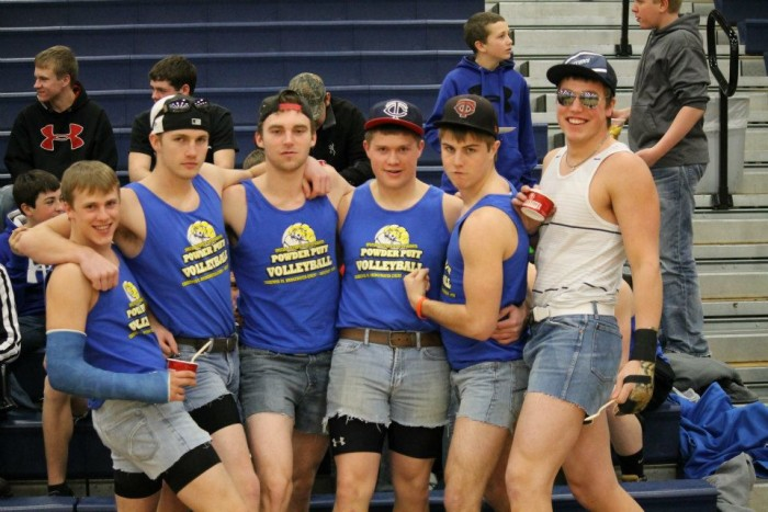 Dating options were limited. - Small High School In South Dakota