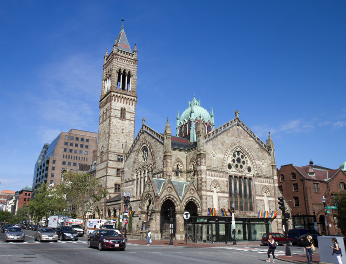 6. Old South Church, Boston