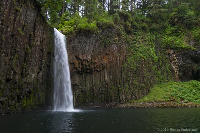 Abiqua Falls.
