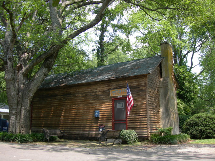 8. Historic Town of Mooresville