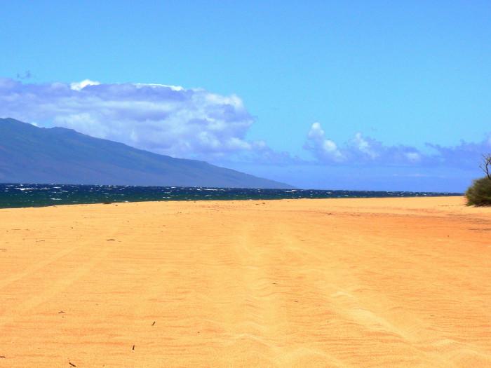 19) Polihua Beach, Lanai