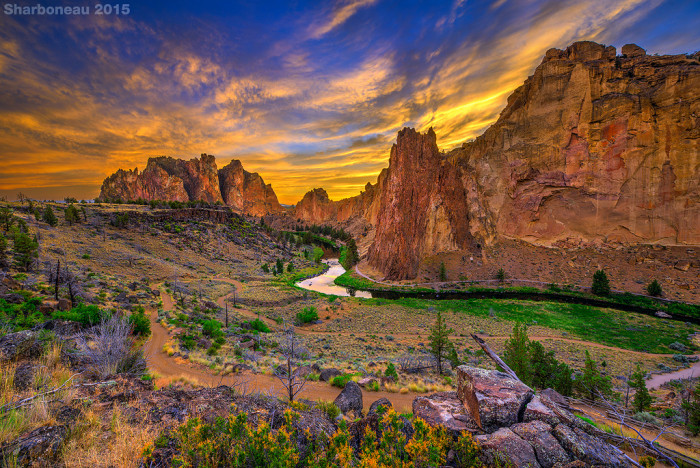13. Smith Rock State Park