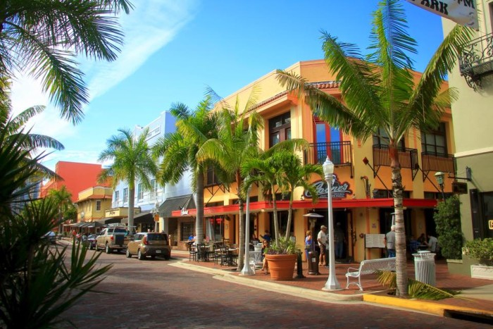 8. Fort Myers Downtown River District