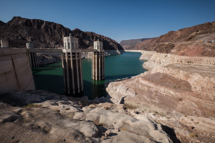 3. Nevada is home to Hoover Dam - the largest single public works project in the history of the U.S.