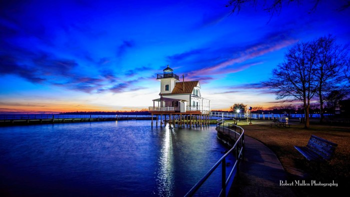 4. The beautiful Edenton waterfront. Another town rich in history.