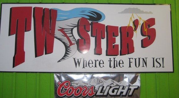 6. Twisters Bar & Grill (Colby)