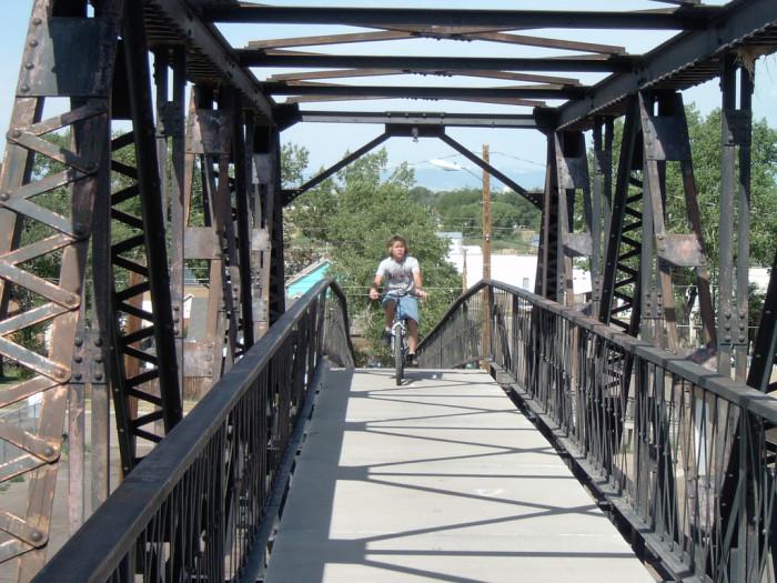 4. Bike-Ped Overpass