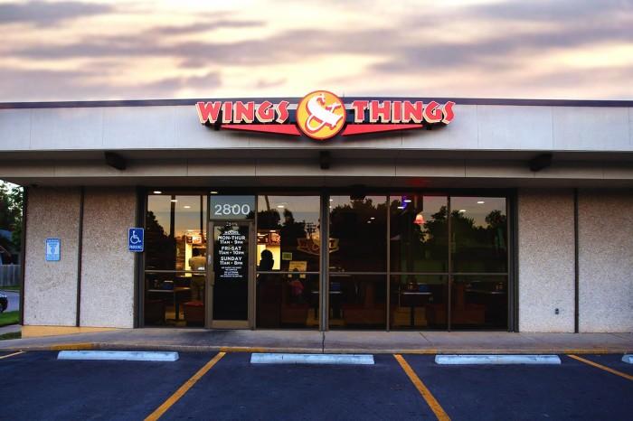 3. Wings & Things (Wichita)