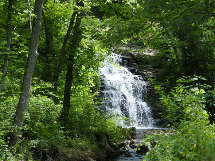 Stop #5: France Park Falls