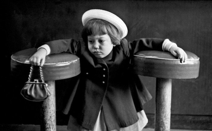 3. There's not too many things more adorable in this world than seeing nostalgic photos of children in their vintage attire!