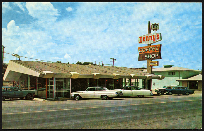 15. The Denny's on Highway 66, Gallup.