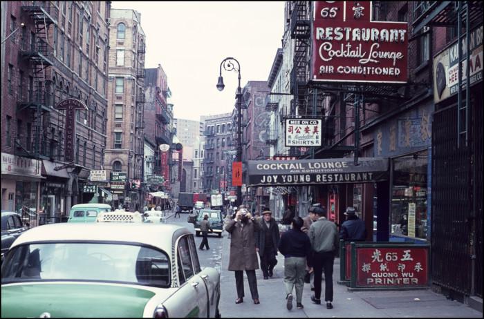 10. New York City, taken in 1962!