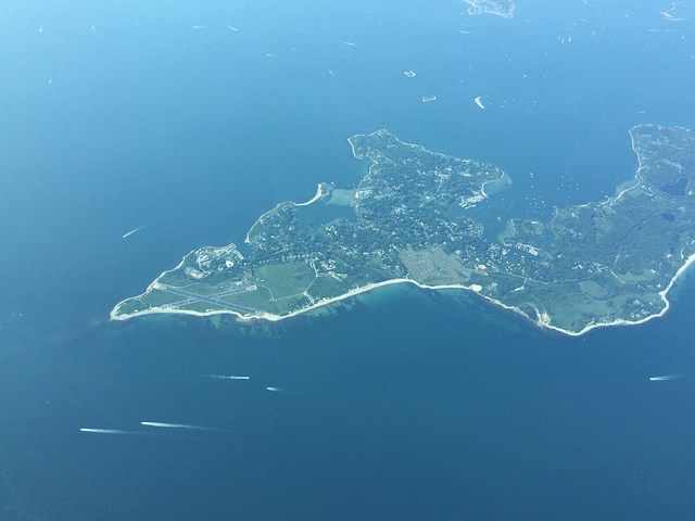 5. Is it really an island?