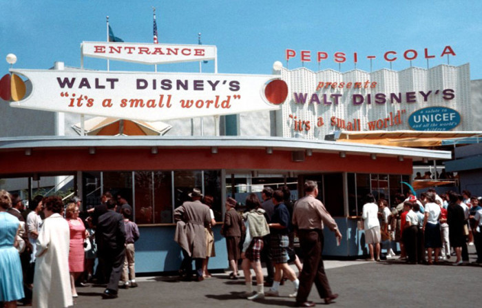 13. If you attended this 1964 fair then you'll surely remember this fantastic Walt Disney attraction.