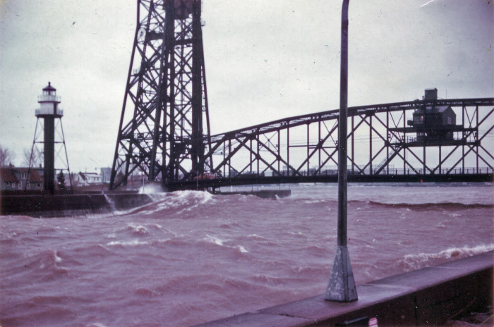 10. On April 30th, 1967 in Duluth, waves as high as 20 feet were stirred up on Lake Superior.