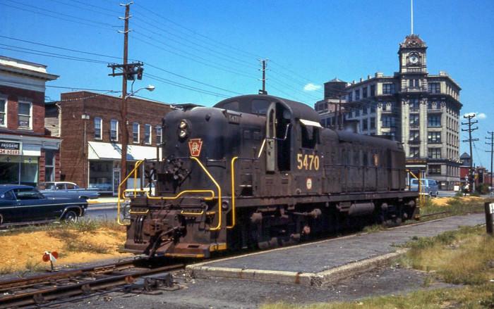 12. Riverside (Burlington County) in 1969.