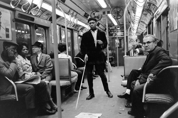 9. New York City's subway looked quite a bit differently back in the 1970s.