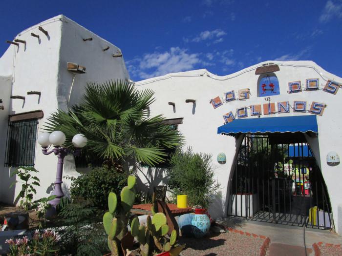 4. Eat a spicy meal at Los Dos Molinos in Phoenix.