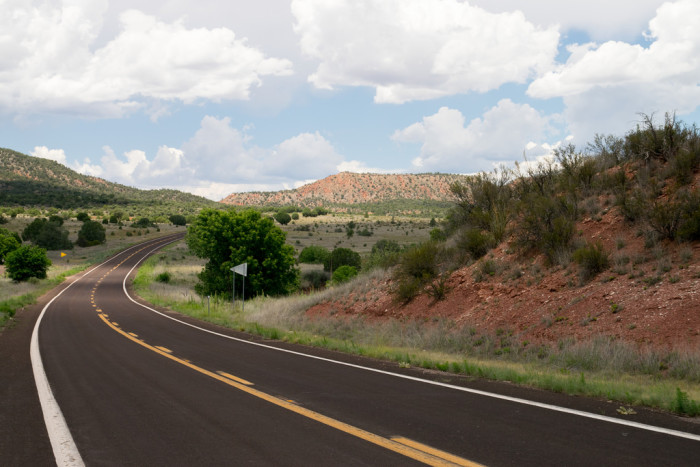 11. The open roads you can find around the state are always beckoning you to drop everything for a drive.