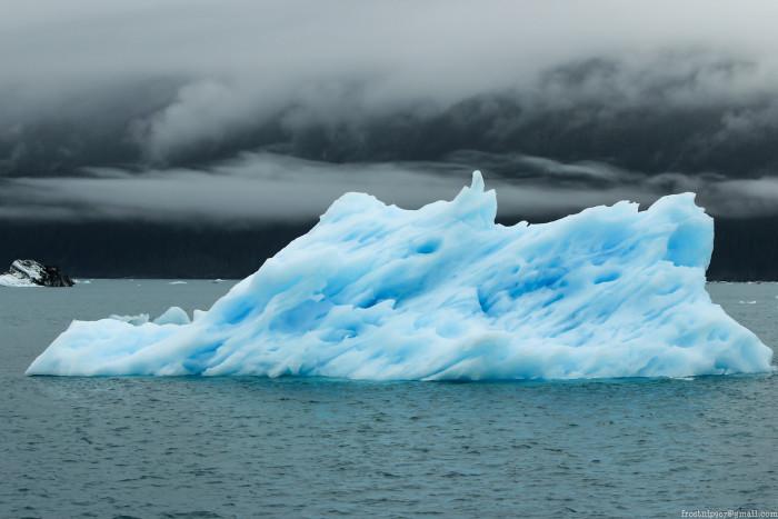 9. Valdez Glacier Lake