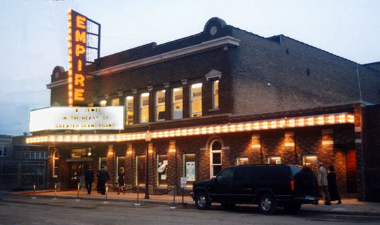 2. Empire Arts Center - Grand Forks