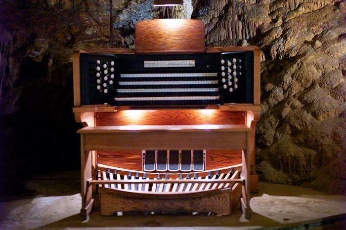 1B. Stalacpipe Organ