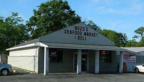 12. Bozo's Grocery, Pascagoula