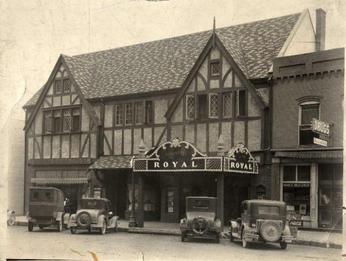 Royal Theater Vintage