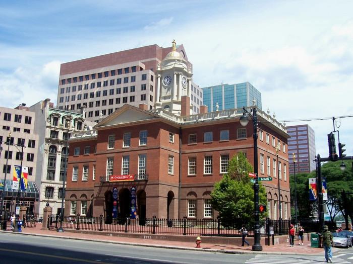 2. Hartford