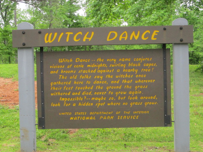 "2. The Natchez Trace is no stranger to unusual happenings, which led to the trail being nicknamed ""the mysterious pathway."""