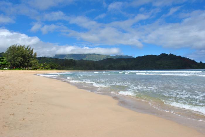 2) Hanalei Bay, Kauai