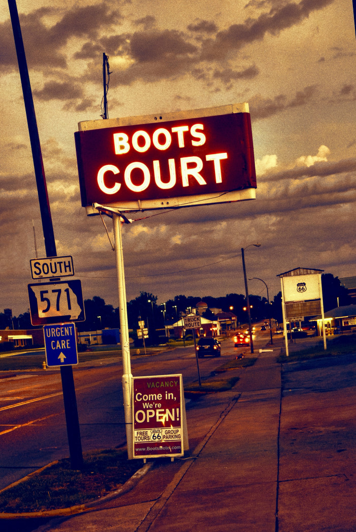 2.Boots Court, Carthage