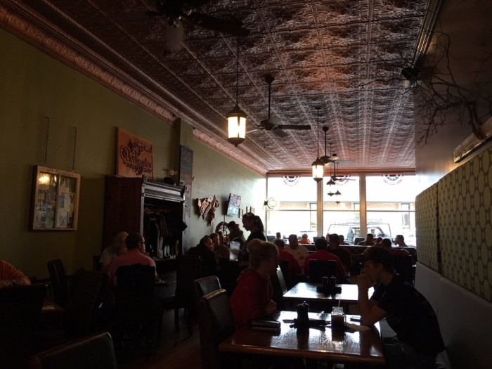 2.2. Mary Jane's Burgers and Brew, Perryville