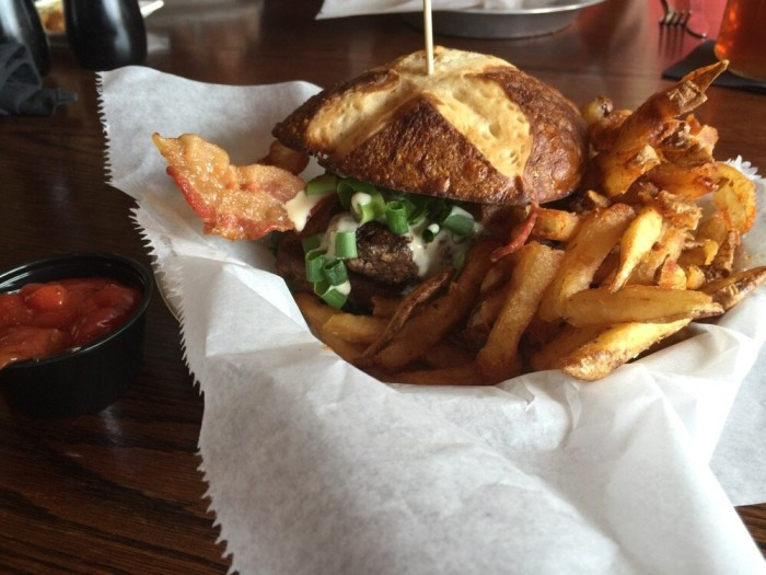2.3. Mary Jane's Burgers and Brew, Perryville