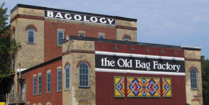 4. The Old Bag Factory