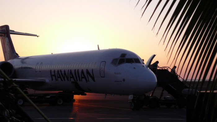 20) Gross, I totally forgot that I have to take another flight from Oahu to Maui.