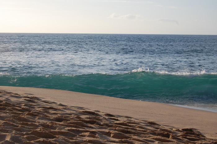 20) Makaha Beach, Oahu