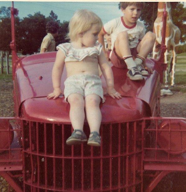 19.  Penguin Park, Kansas City, 1970s