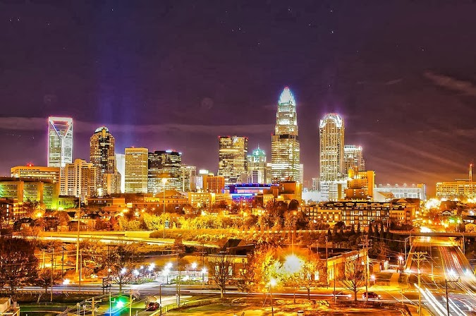 3. They don't call it the Queen City for no reason.