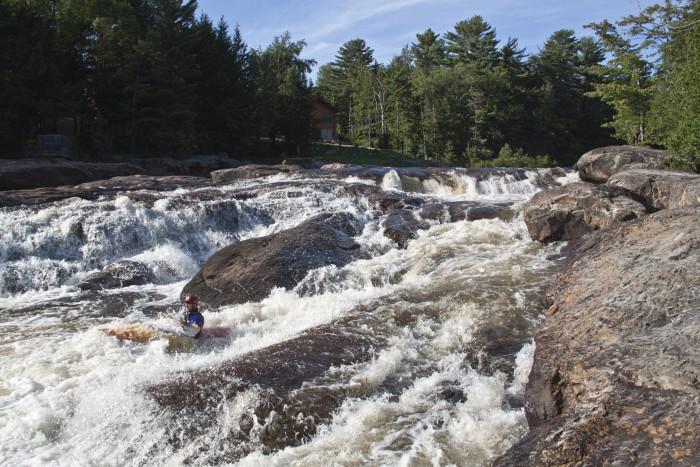 11. Moose River