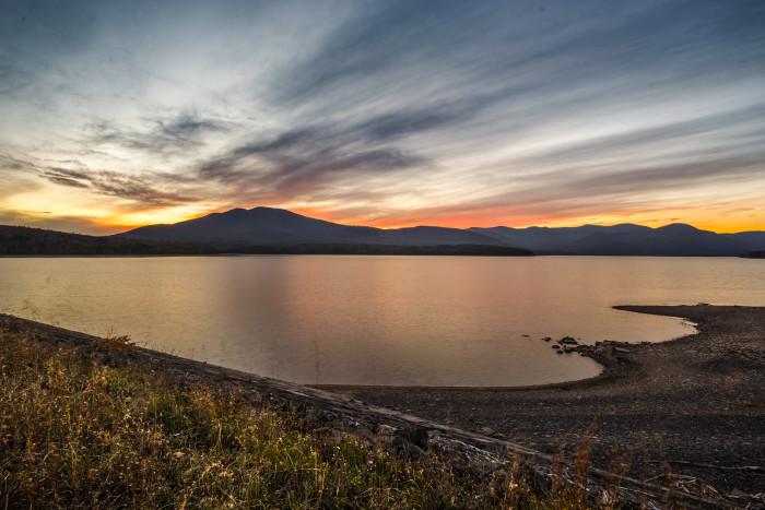 6. Ashokan Reservoir, Ulster County