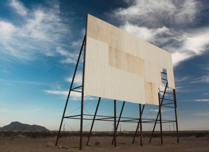 4. Watch a movie at the local drive-in (unless you are in or near Glendale).