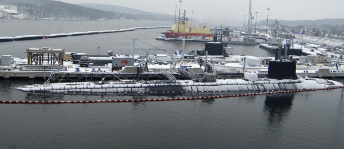 3. Naval Submarine Base New London - Groton