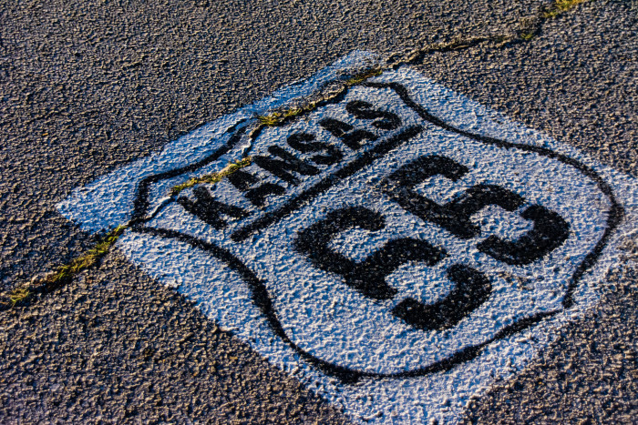 2. Get your kicks on Route 66.