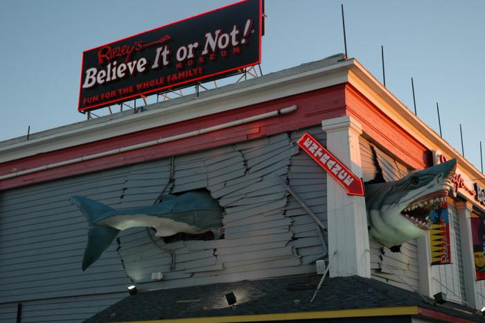 10. Ripley's Believe It Or Not, Ocean City & Baltimore