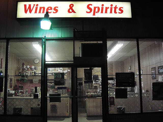 2. You would never even dream of trying to buy a bottle of wine on a Sunday.
