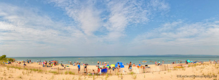 4. Beaches elsewhere will never be like the Great Lakes beaches.