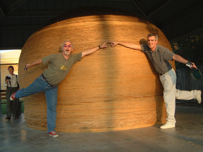 15. ...the World's Largest Ball of Twine...